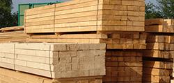 Gerenda – Építőipari fűrészáru